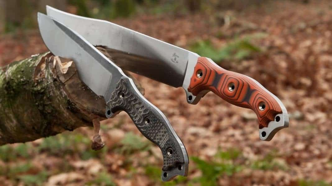The Best Survival Knife To Buy In 2018 - Crow Survival