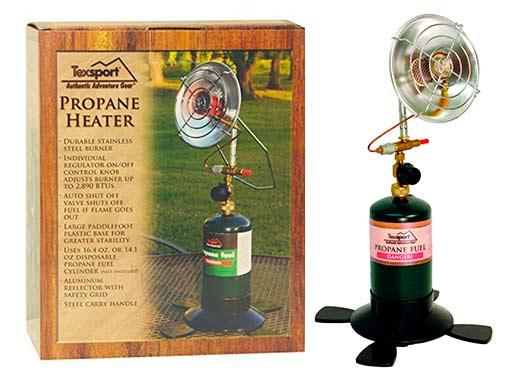 Texsport Portable Outdoor Propane Heater