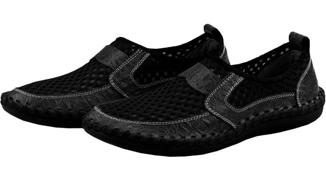 Besporter Men's Mesh Casual Walking Shoes