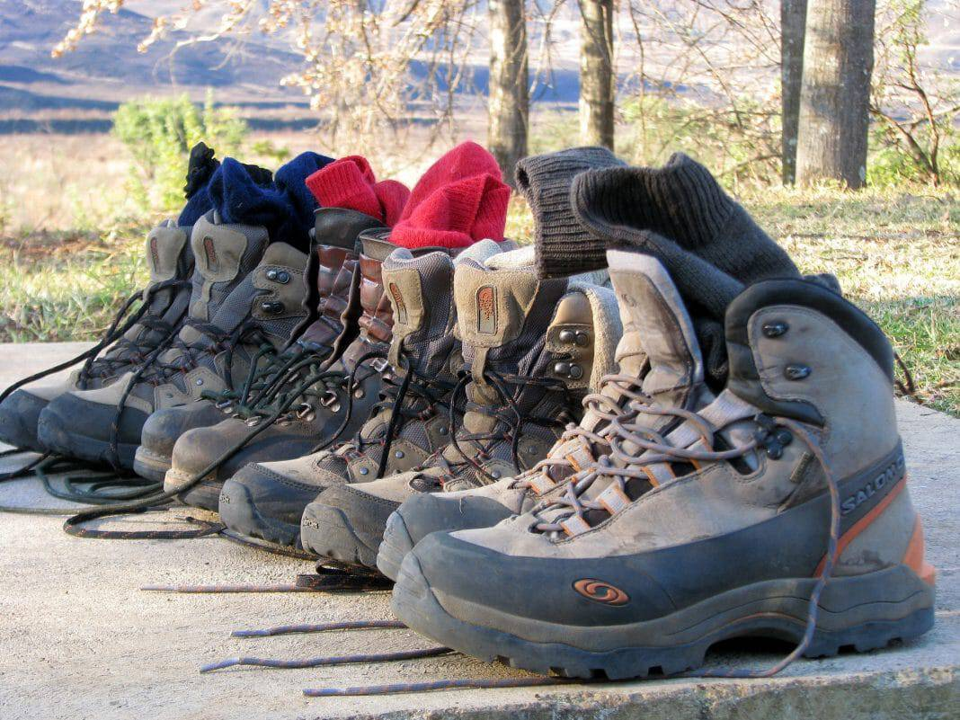 2019 Best Hiking Boots The Best Hiking Boots 2019: Your Feet Need This   Crow Survival