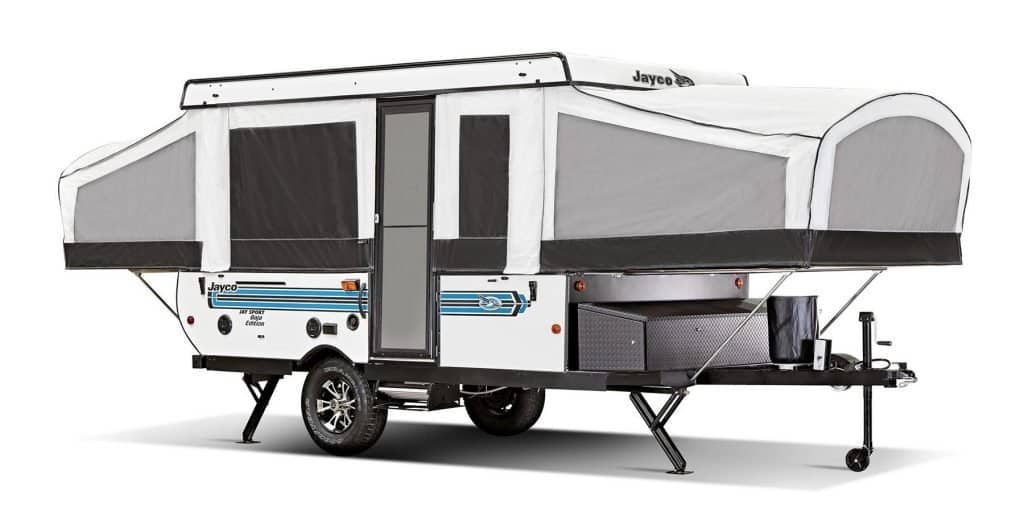 15 Fantastic Small Campers, Travel Trailers & RVs with Bathrooms & Showers 1