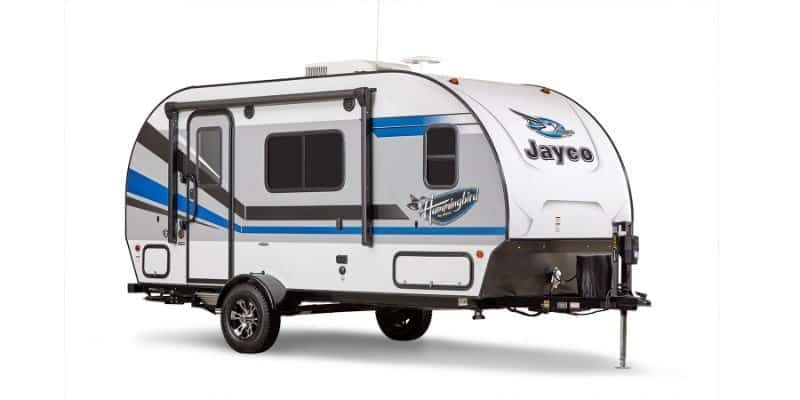 15 Fantastic Small Campers, Travel Trailers & RVs with Bathrooms & Showers 12