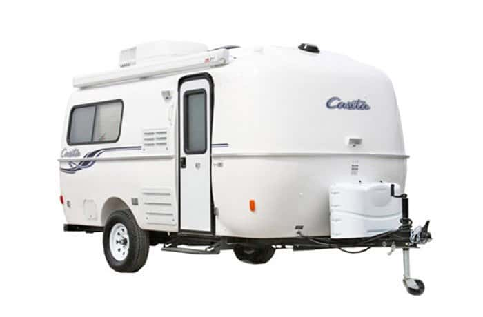 15 Fantastic Small Campers, Travel Trailers & RVs with Bathrooms & Showers 2