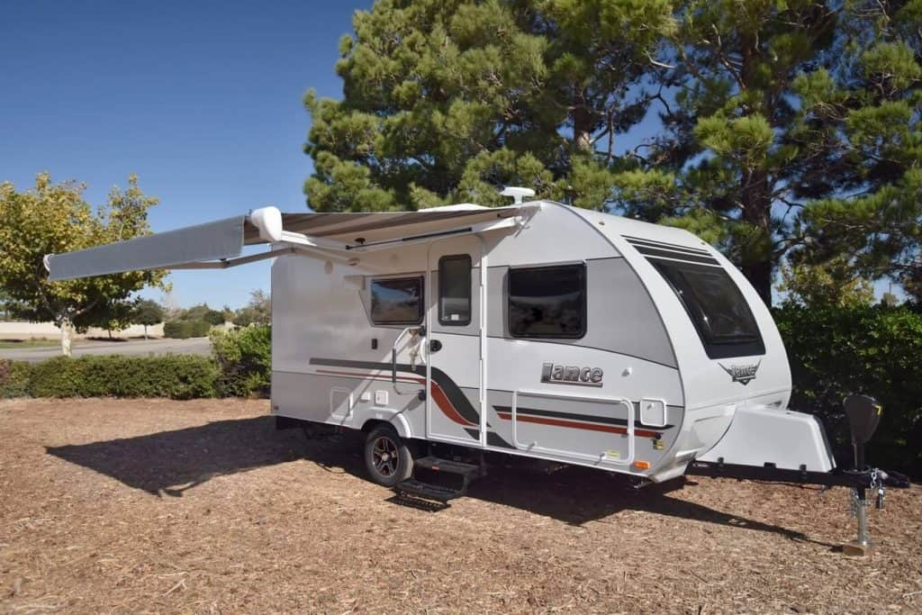 15 Fantastic Small Campers, Travel Trailers & RVs with Bathrooms & Showers 4