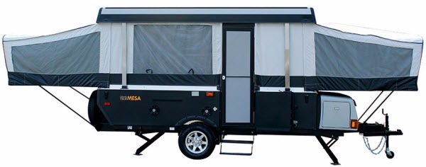 15 Fantastic Small Campers, Travel Trailers & RVs with Bathrooms & Showers 13