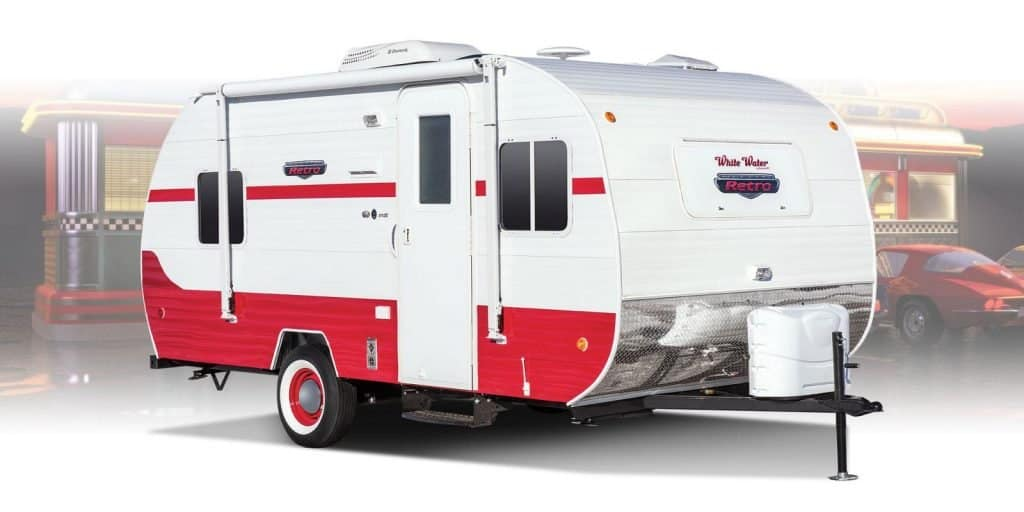 Riverside RV Retro Vintage Travel Trailers