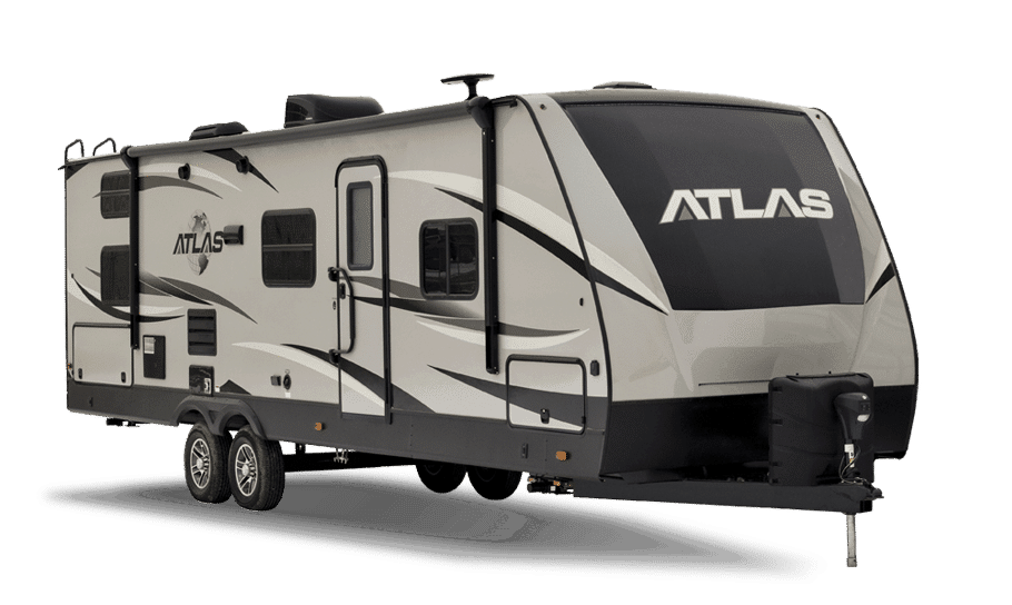 atlas travel trailer 2018