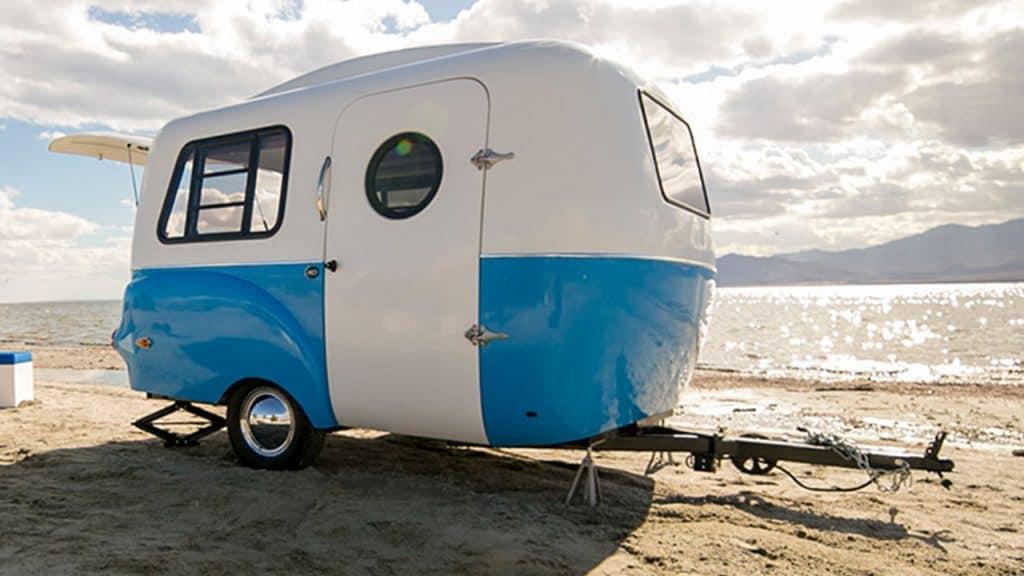 6 Fantastic Teardrop Campers With Bathrooms 3