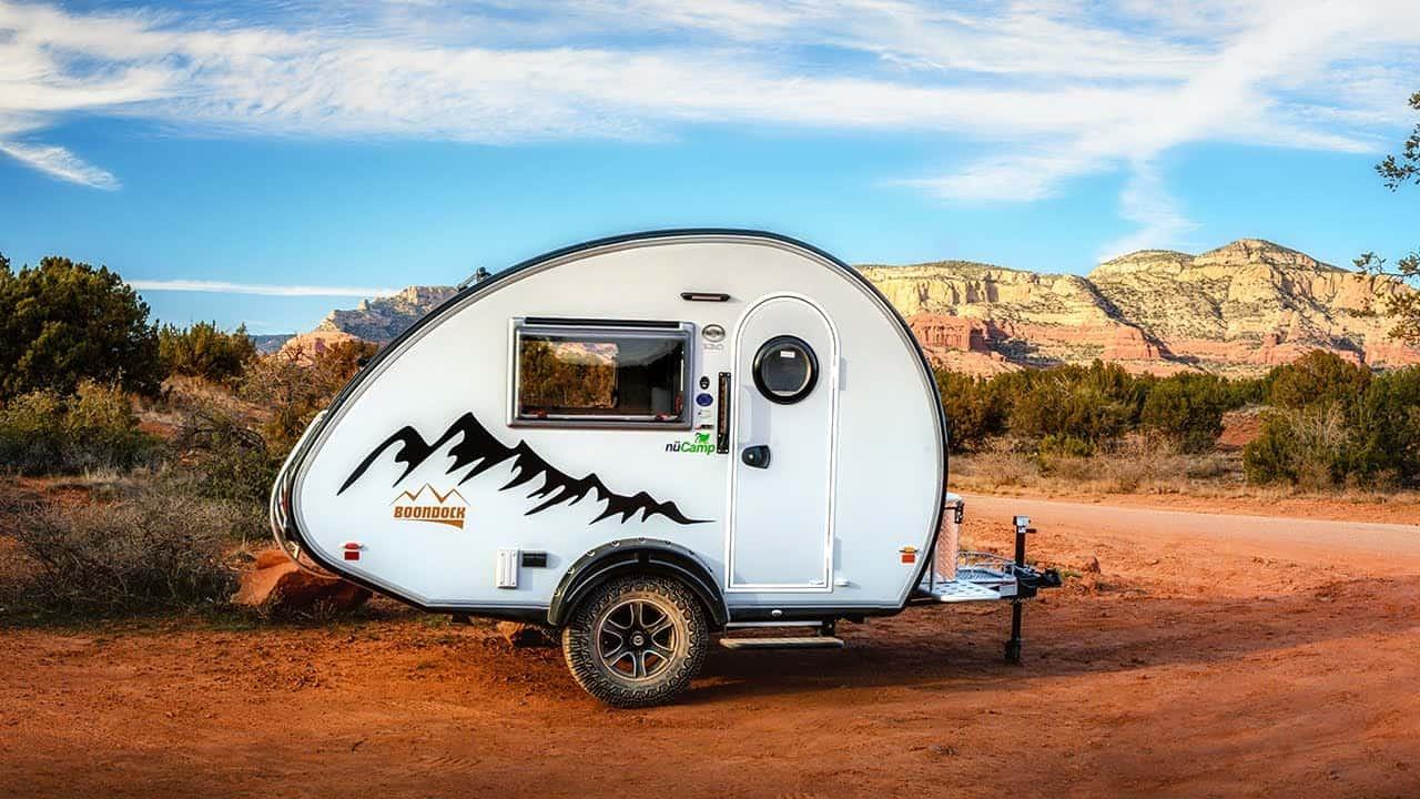 TAB Teardrop Camper by nuCamp