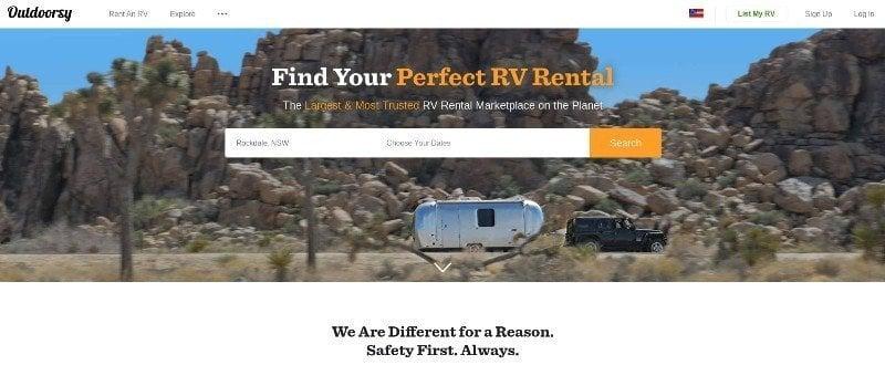 RV Rental Near Me | Best Options & Reccomendations 1