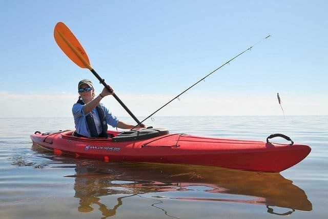 best beginners fishing kayak