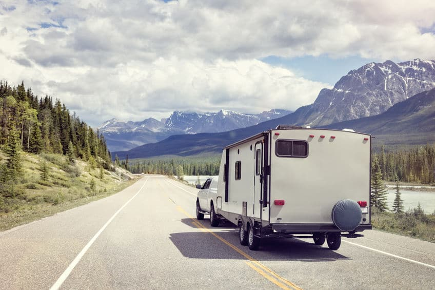 5 Must See Travel Trailers Under 5000 Lbs With Some