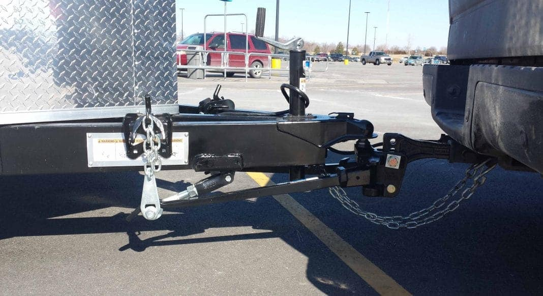 Best Weight Distribution Hitches Safer Towing Crow Survival