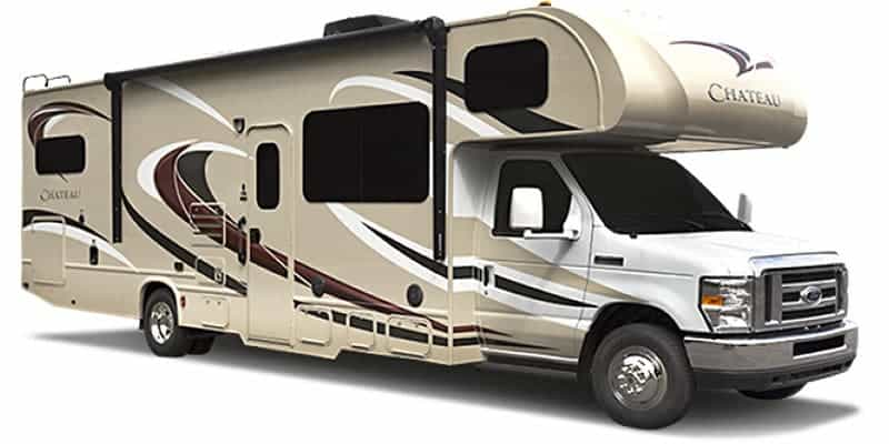 2016 ThorMotorCoach Chateau
