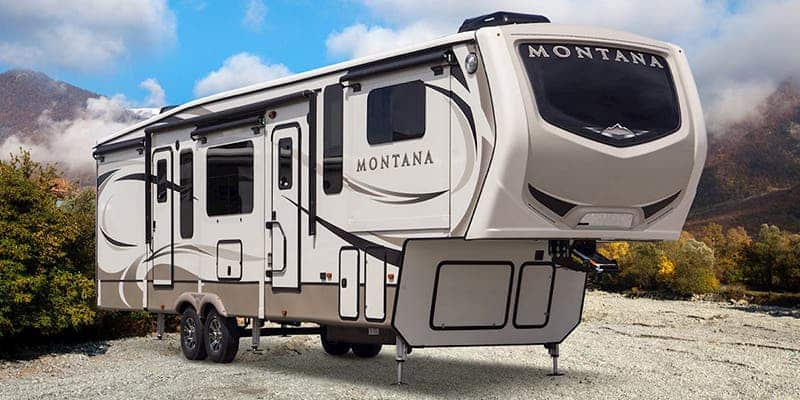 2019 Keystone Montana