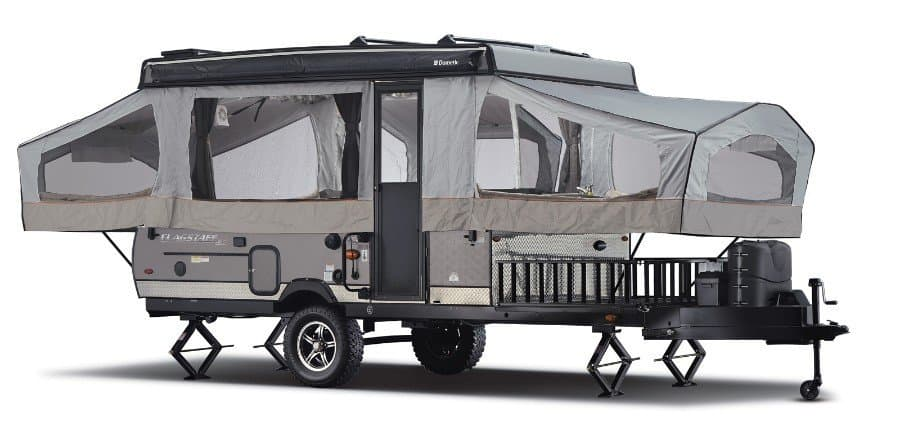 8 Best Pop Up Campers With Bathrooms August 2020 Update Crow Survival