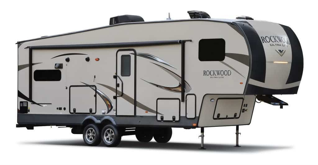 Five Of The Best Small 5th Wheel Trailers 2