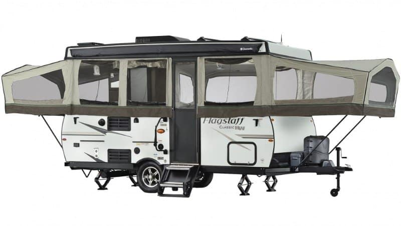 The 17 Best Small Campers & Travel Trailers Under 5,000 lbs in 2020 8