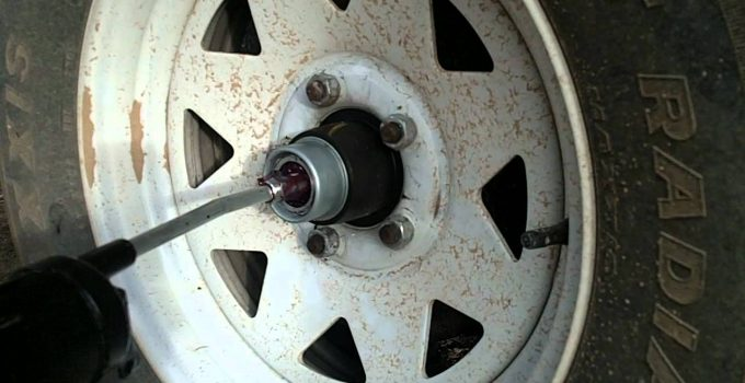How Often Should You Grease Travel Trailer Wheel Bearings