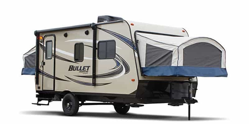 9 of Our Favorite Hybrid Travel Trailers 7