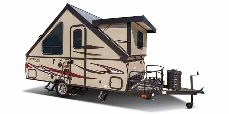 hard sided pop up campers