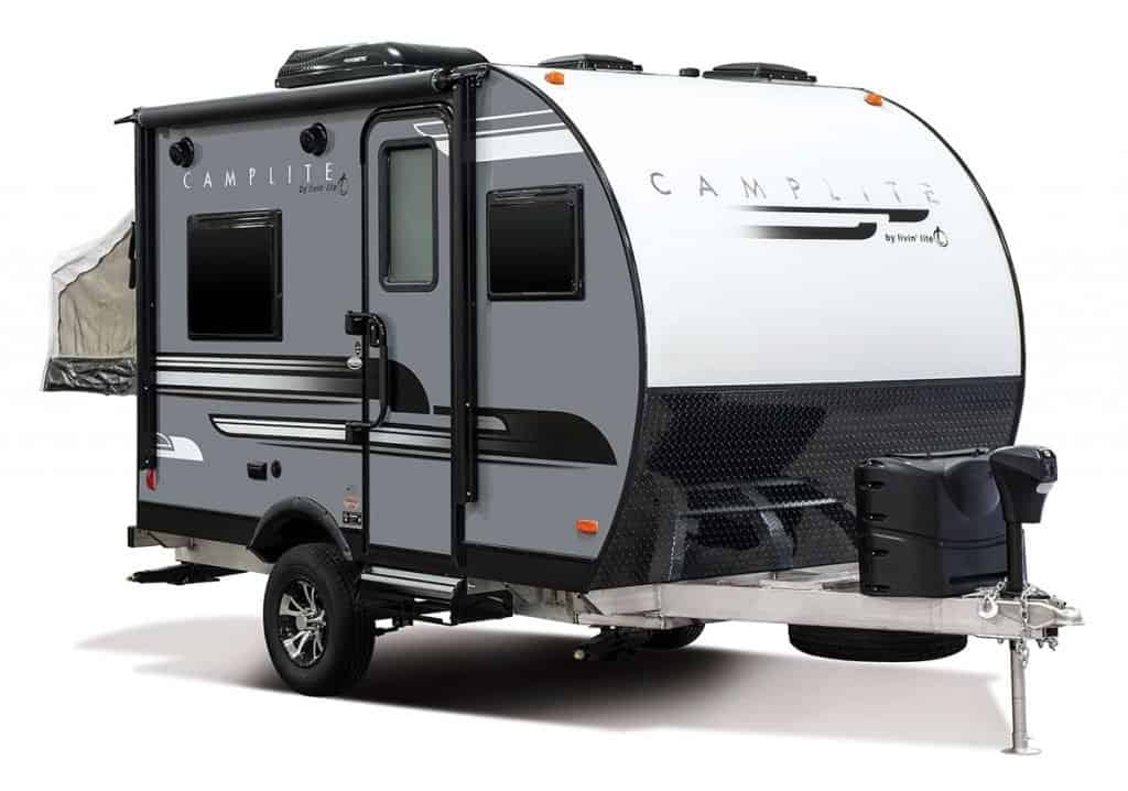 The 20 Smallest RVs With Shower and Toilet 18