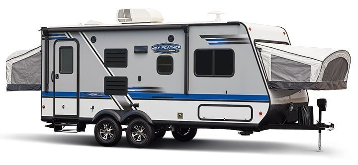 9 of Our Favorite Hybrid Travel Trailers 5