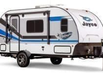 smallest rvs with bathrooms and toilets