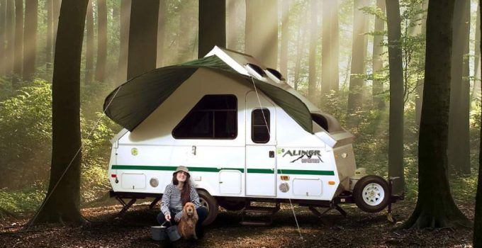 17 of Our Favorite A-Frame Campers + Others - Crow Survival