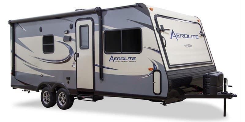 9 of Our Favorite Hybrid Travel Trailers 1
