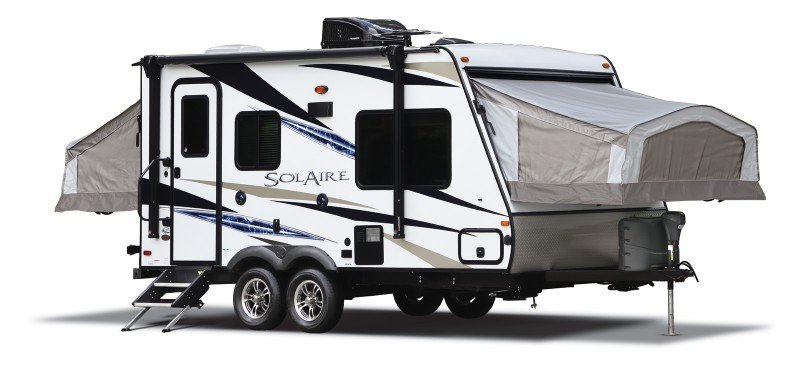 9 of Our Favorite Hybrid Travel Trailers 6