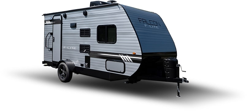 The 20 Smallest RVs With Shower and Toilet 11