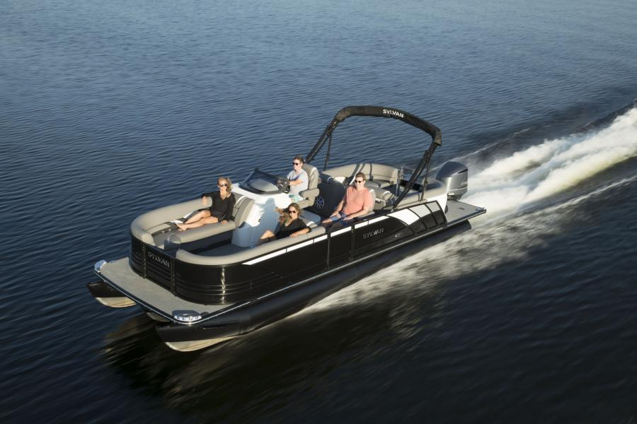 Guide to Pontoon Boats Plus 9 Of The Best 8
