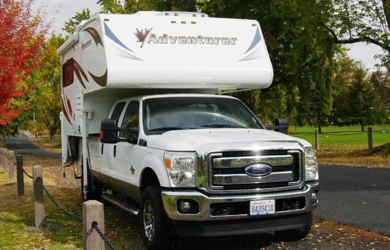 Our 8 Favorite Short Bed Truck Campers 5
