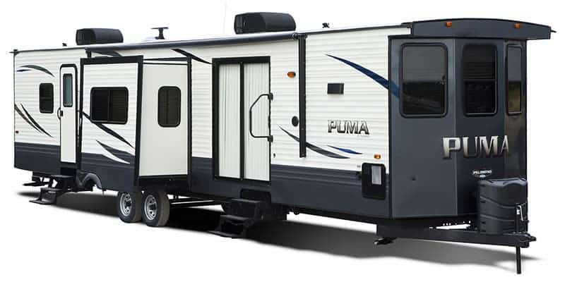 Our 10 Favorite High-End Travel Trailers of 2019 5