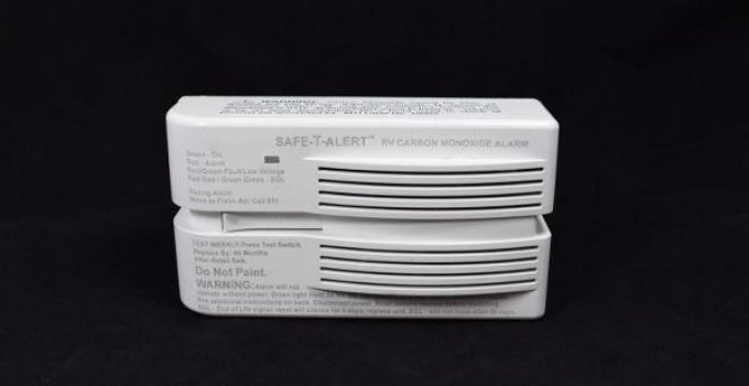 RV Smoke Detectors