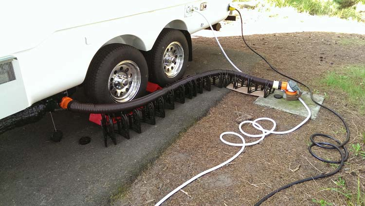 rv sewer