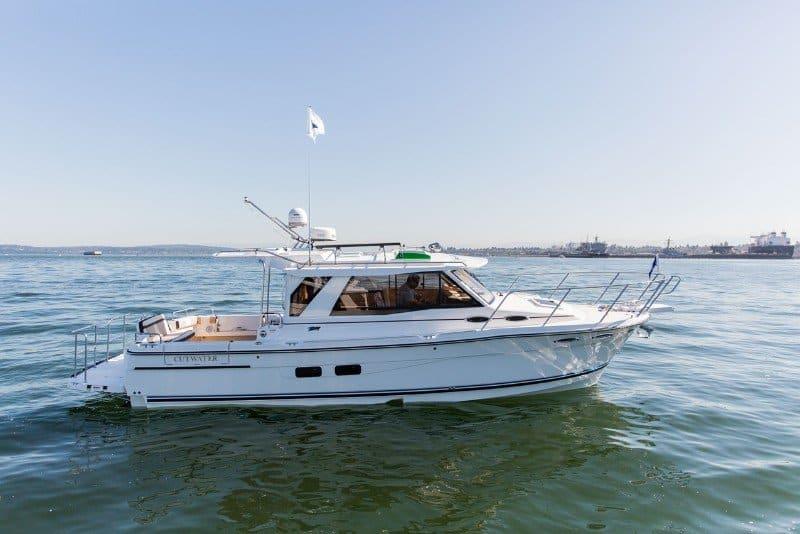 Cutwater Boats C 30 s26 vsm 850 N