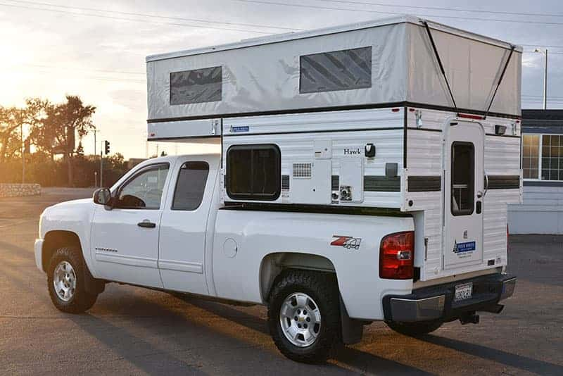 Four Wheel Camper Hawk