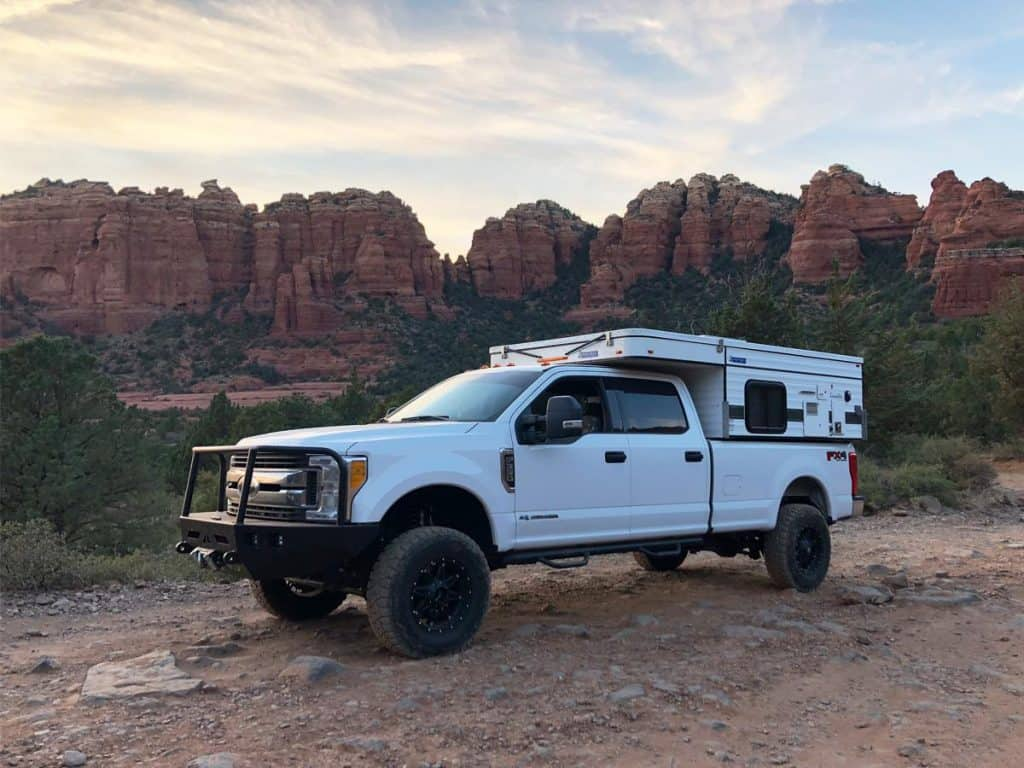 Truck Camper For Sale >> 15 Best Pop Up Truck Campers You Need To See Crow Survival