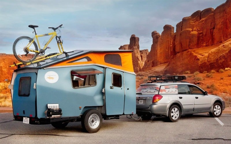 TAXA Cricket Camper