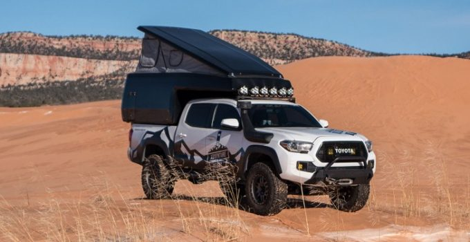 15 Best Pop-Up Truck Campers You Need To See - Crow Survival