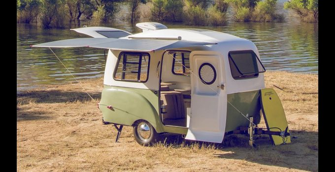 15 Fantastic Small Campers with Bathrooms & Showers (Travel