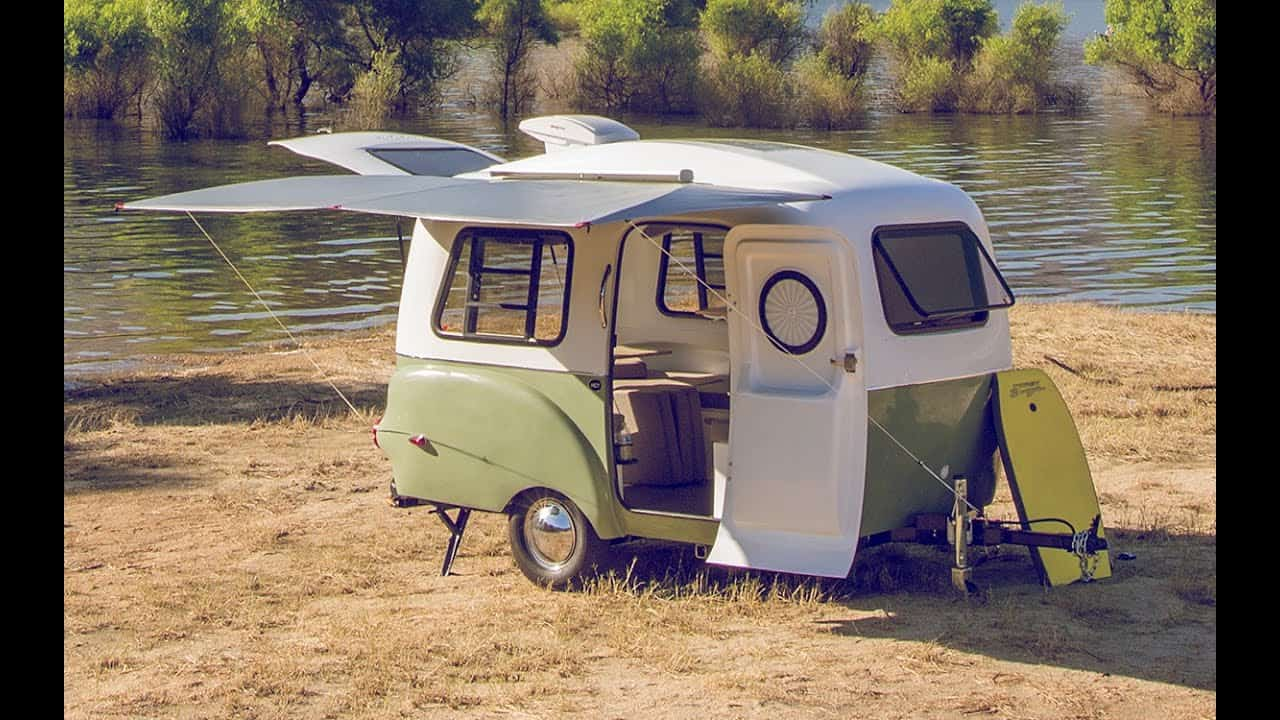 15 Fantastic Small Campers Travel Trailers Amp Rvs With