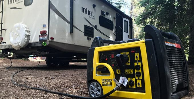 The 6 Best Quiet RV Generators of 2019: Noise & Decibel