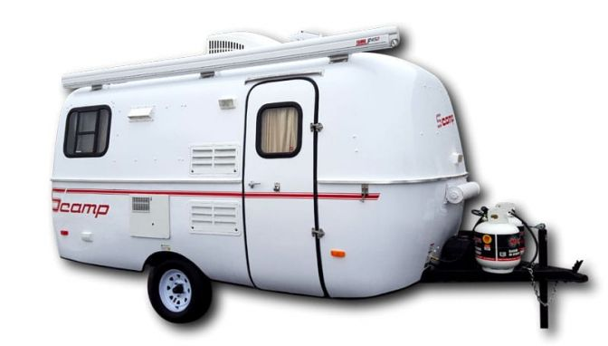 13 of The Best Small Travel Trailer For Retired Couples 2