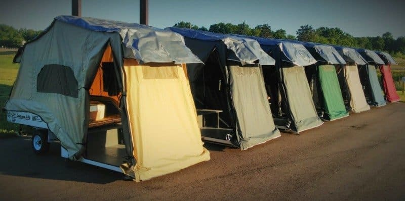 12 Best Motorcycle Campers For Sale You Can Buy Today 6