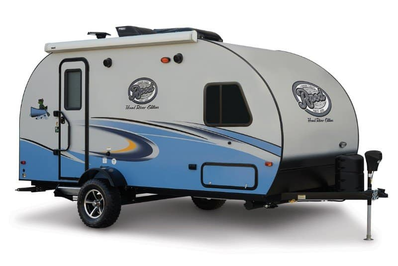 Forest River R-Pod - Teardrop Campers with Slide Outs
