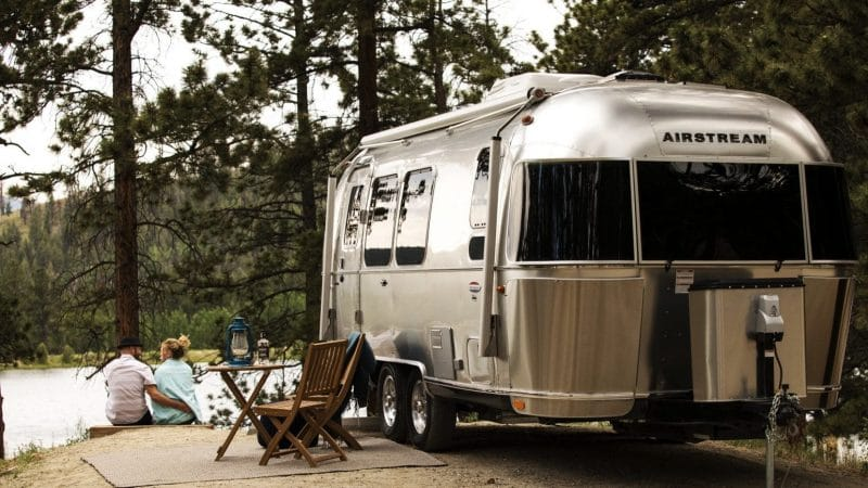 Airstream International Signature Travel Trailer