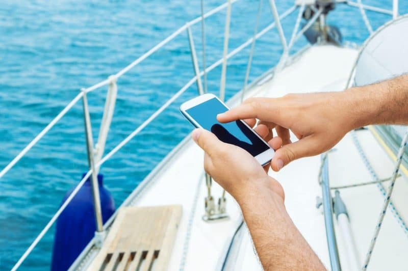 Boating & Sailing Apps